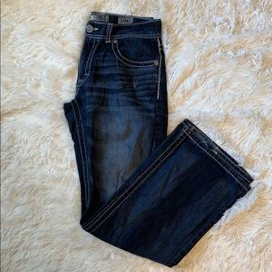 Buckle Justin Jeans